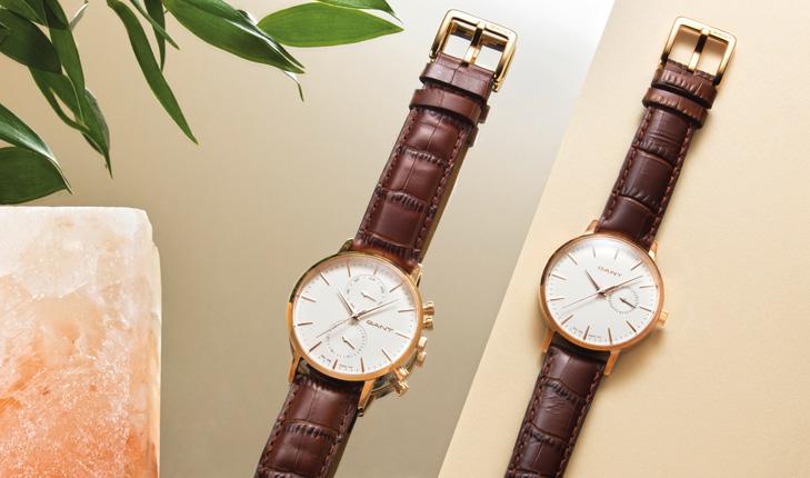 2f95d2aaf68 Kolekce pánských a dámských hodinek Gant